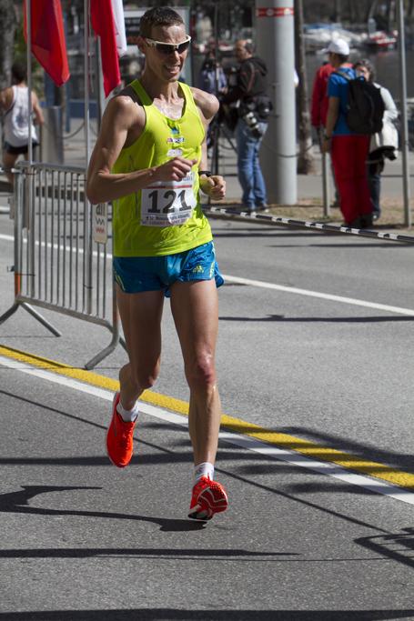 Matej Toth avait terminé 3e du Lugano Trophy en 2014 [Jérôme Genet / Swiss Walking].