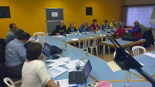 L'assemblée FSM du 15.11.2014 à Avenches [J. Genet / FSM]