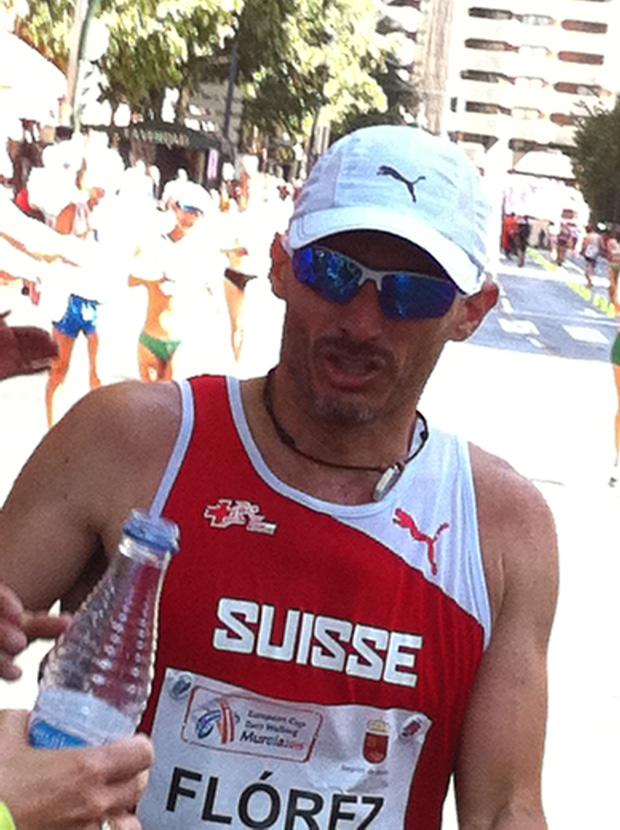 Alex Florez (SUI) à Murcia le 17 mai 2015 [C. Celant].
