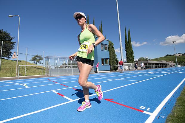 En juillet 2016, Marie Polli a décroché son 37e et dernier titre suisse [J. Genet]