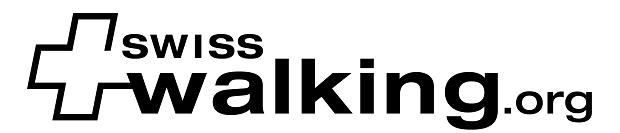 Logo Swiss Walking
